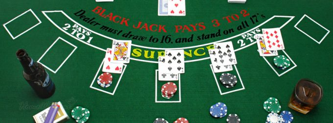 Blackjack gratuit: on ne gagne que si on joue